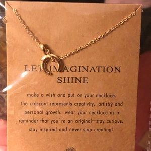 Jewelry - Let Imagination Shine Necklace